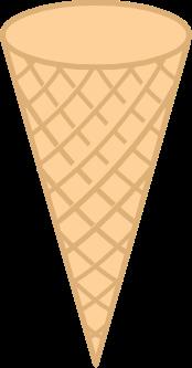 image cornet pour le design
